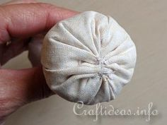 Fabric Mushroom Tutorial 10 great for Christmas ornaments, just attach a ribbon loop.