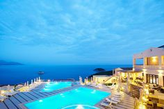 GREECE CHANNEL | Sivota Diamond Spa Resort, Greece