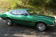 1972 Ford Maverick Automatic