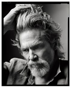 JEFF BRIDGES, NEW YORK, 2010 | Beetles & Huxley | MARK SELIGER
