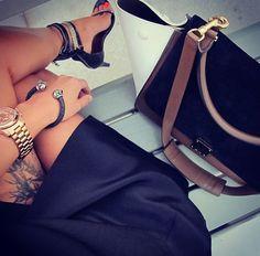 Inner thigh tattie