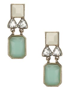 Saint Tropez Chandelier Earrings | Multi | Accessorize