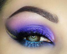 Electric Purple – Idea Gallery - Makeup Geek