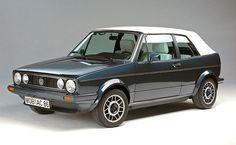#Volkswagen Golf Cabrio
