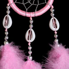 Wall Hanging Decoration Dream Catcher Circular With Feathers Dream Catcher