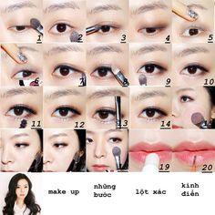 asian makeup | Tumblr