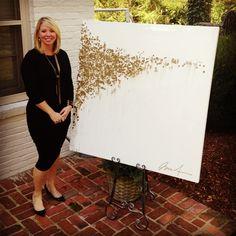 Harding Arts Show '13 Featured Artist, Bonnie Fuchs of Mobile, AL
