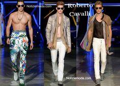 Accessori abbigliamento Roberto Cavalli 2015