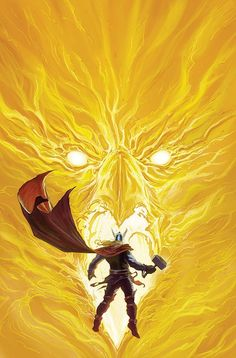 Thank you for all those who wrote to me after seeing the cover to Avengers Vs X-Men as Thor trying to face down Phoenix, as man trying to face his fear Marvel Dc, Odin Marvel, Marvel Comics Art, Marvel Heroes, Dark Phoenix, Phoenix Marvel, Phoenix Force, Phoenix Art, X Men