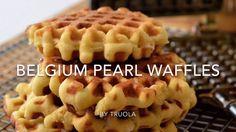 Belgium Pearl waffles