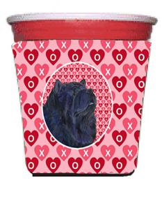 Chow Chow Red Solo Cup Beverage Insulator Hugger