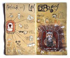 Les carnets de voyage de Stéphanie Ledoux