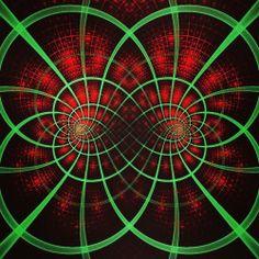 Bars (Finished Version) #fractal #apophysis #digitalart