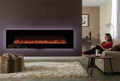 Het solide reflecterende glazen frame is een stijlvolle toevoeging aan de Gazco Radiance. Het frame is verkrijgbaar in zwart of wit glas, en geeft een geweldig beeld in combinatie met de flikkerende oranje of blauwe vlam effecten. Het frame is voorzien van innovatieve achtergrondverlichting, Chromalight 12-kleuren LED waardoor u een spectrum van 12 boeiende kleuren [...]