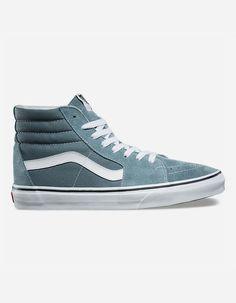 c1fc5e89dfc7 VANS Sk8-Hi Shoes - LTBLU - 302581221