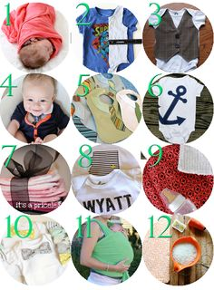 12 Baby Boy DIYs no babies for me in the near future but they seem great for baby shower gifts!