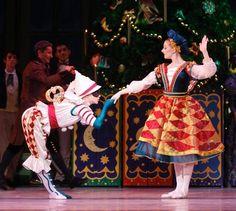 Adrianna Svastich, Abigail Mentzer in George Balanchine's The Nutcracker Photo (c) Alexander Iziliaev