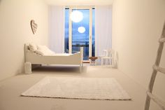 Spare bedroom I did in Rotterdam Netherlands. Very low budget.