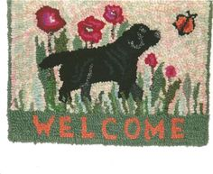 Dogs - RUG HOOKING DAILY