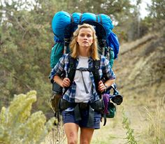 Wild. Based on Cheryl Strayed's harrowing tale of self-journey in her memoir Wild: From Lost to Found on the Pacific Crest Trail, star Reese Witherspoon is already getting Oscar buzz for her turn as the author in this film adaptation. Strayed's story features some risqué behavior, including hardcore drug use, some that Witherspoon confessed she was nervous to film.