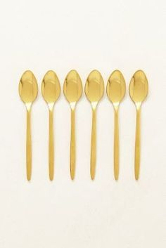 Anthropologie Doma Coffee Spoons  #anthrofave #anthropologie