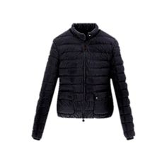 Moncler 2013 New Women Fashion Black Jacket [2900455] - £145.79 : 5% off discount code: happywinter