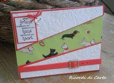 Ricordi di Carta : CARD A QUATTRO ZAMPE