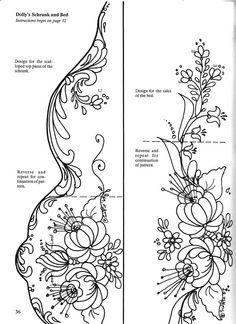 Babarian folk art Book 4 - sonia silva - Picasa Web Albums