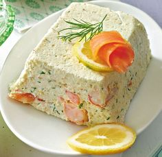 Our popular recipe for trout mousse with shrimps and more than other free recipes on LECKER. Our popular recipe for trout mousse with shrimps and more than other free recipes on LECKER. Shellfish Recipes, Shrimp Recipes, Appetizer Recipes, Trout Recipes, Thanksgiving Appetizers, Meatloaf Recipes, Popular Recipes, Free Recipes, Us Foods