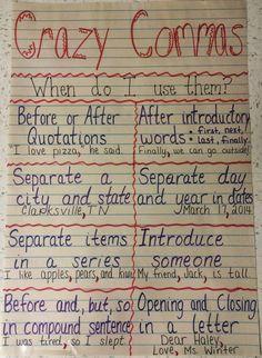 Teaching Grammar, Teaching Writing, Teaching English, Education English, Values Education, Education Week, Teaching Language Arts, Kindergarten Writing, English Language Arts