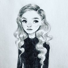 Sara Tepes // art // drawing // inspiration // illustration // artsy // sketch