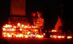 Dia de Todos os Santos na Polônia
