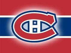 montreal Canadian hockey team logo