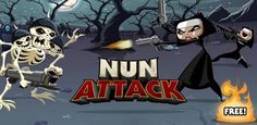 Top Games Nun Attack Now FREE On Google Play Store    Read more: http://twitteling.com/#ixzz2D6F97S27
