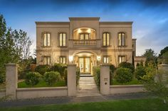 french provincial house designs - Google Search