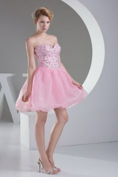 Vogue007 Womens Sleeveless Sweetheart Imitated Silk Tulle Full Dress with Beads, Pink, 12 by Vogue007 Take for me to see Vogue007 Womens Sleeveless Sweetheart Imitated Silk Tulle Full Dress with Beads, Pink, 12 Review You probably can obtain any products and Vogue007 Womens Sleeveless Sweetheart Imitated Silk Tulle Full Dress with Beads, Pink, 12 at …