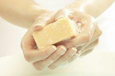 seife selber machen antibakterielle seife hände waschen