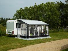 Het hele jaar genieten op de camping met de Isabella Universal 360 Coal. #isabella #feelfree #voortent #pinterest #winactie