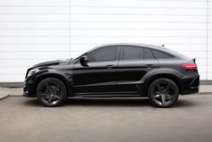 Topcar Inferno is stevig verbouwde Mercedes GLE Coupé