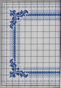 Cross Stitch Borders, Cross Stitch Patterns, Cross Stitch Embroidery, Carpet, Decoration, Farmhouse Rugs, Crafts, Towels, Kitchen