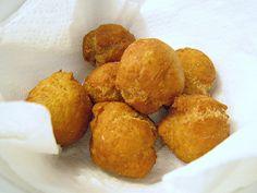 Jamaican Dumplings.