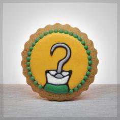 Kapitein Haak cookies #peterpan #kapiteinhaak #cookies