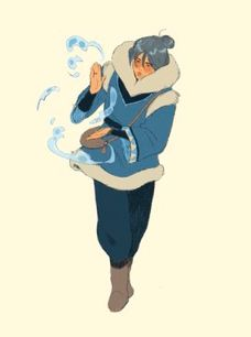 """""""[BTS atla AU] here comes talented water bender studient Jimin!rather intimidating"""" Character Inspiration, Character Art, Character Design, Dnd Elves, Water Bender, Cute Ferrets, Hero Poster, Avatar World, Avatar Characters"""