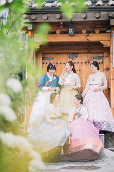WHAT TO DO IN KOREA: HANBOK PHOTOSHOOT - Olivia Lazuardy