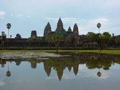 Sicher einer der bemerkenswertesten Plätze auf dieser Welt - Angkor Wat - surely one of the most impressive places on this planet
