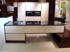 Hoder realizacje - blaty kuchenne z kamienia #blaty #worktops #granit #kuchnia #kitchen #Hoder