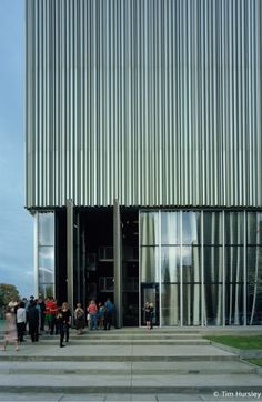 Joshua Prince-Ramus : REX : Rem Koolhaas : OMA : Dee and Charles Wyly Theatre : Dallas