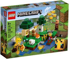 Lego Minecraft, Minecraft Video Games, Shop Lego, Buy Lego, Lego City, Legos, Construction Lego, Lego Building Sets, Bee Toys