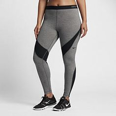 Nike Pro HyperWarm (Plus Size) Women's Training Tights