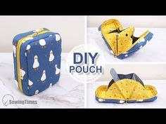 Backpack Pattern, Wallet Pattern, Tote Pattern, Sewing Tutorials, Tutorial Sewing, Bag Tutorials, Diy Bags Purses, Small Sewing Projects, Bag Patterns To Sew